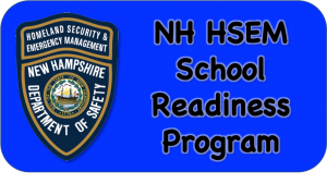 NH HSEM School Readiness Program Button and Link