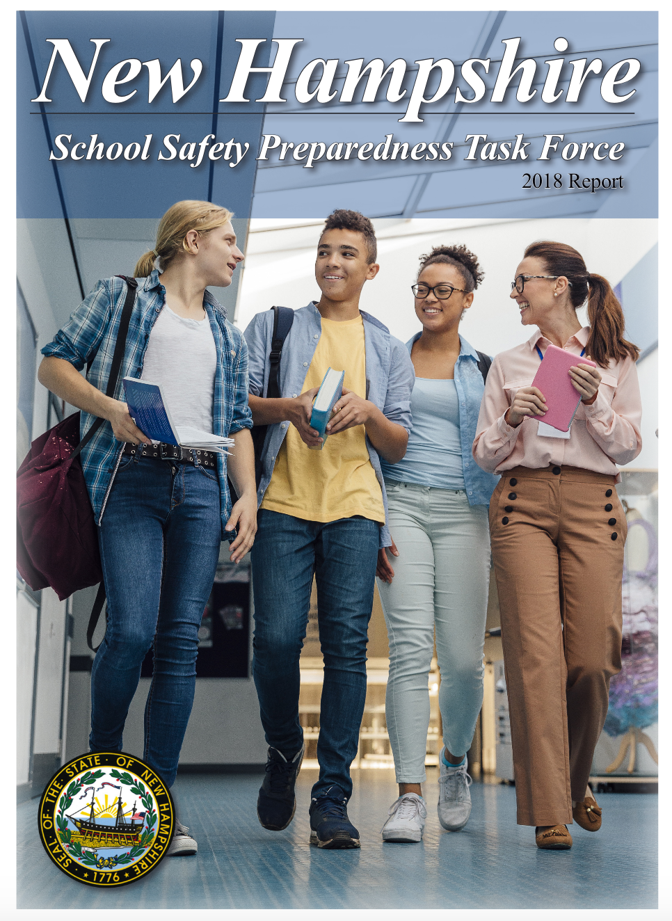 DOWNLOAD THE 2018 TASK FORCE REPORT