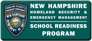 NH HSEM School Readiness Program Button